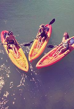 kayak tours Anna Maria Island