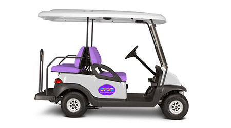 4 Seat Golf Cart Rental Anna Maria Island