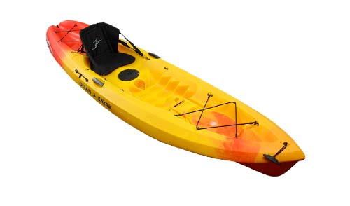 Single Kayak Rentals | 4 Hours $35 | Day $50 | 3 Days $99 | Week $150 | 2 Weeks $240